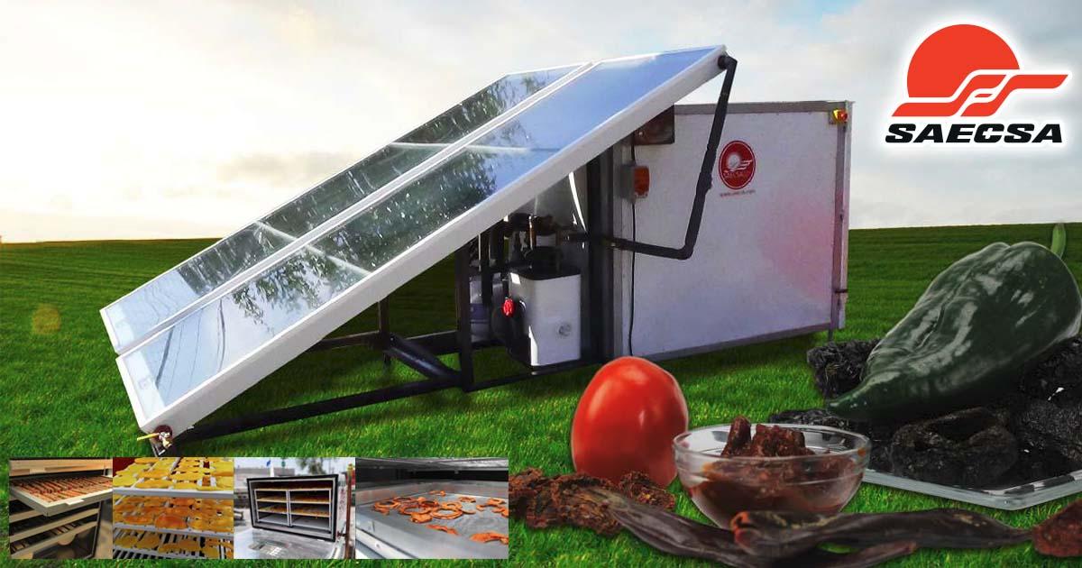 Deshidratadores Solares para alumbrado público en Tlaxcala